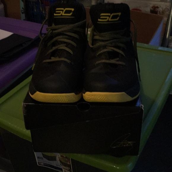 Ua Wardell Sc Basketball Shoes